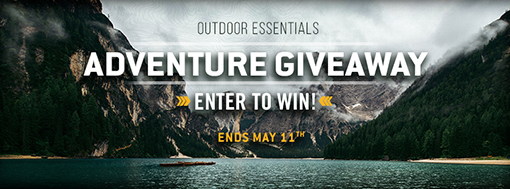 Outdoor Essentials Adventure Bundle Gear Giveaway