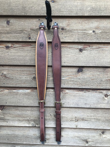Mean Gene Leather Hunting Rifle Slings Available