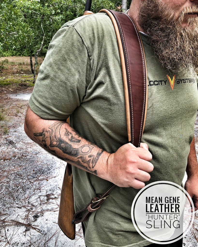 Mean Gene Leather Hunting Rifle Slings