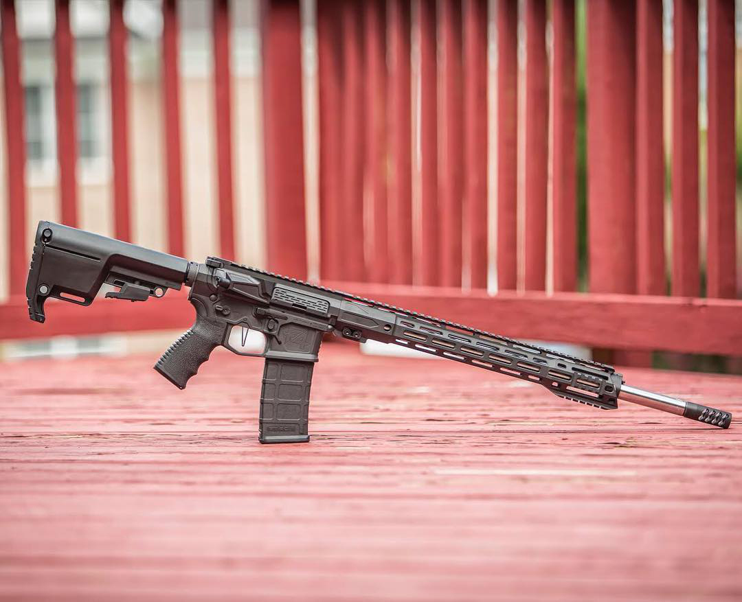 The Enhanced Battle Rifle (EBR) from F4 Defense now comes in .224 Valkyrie.