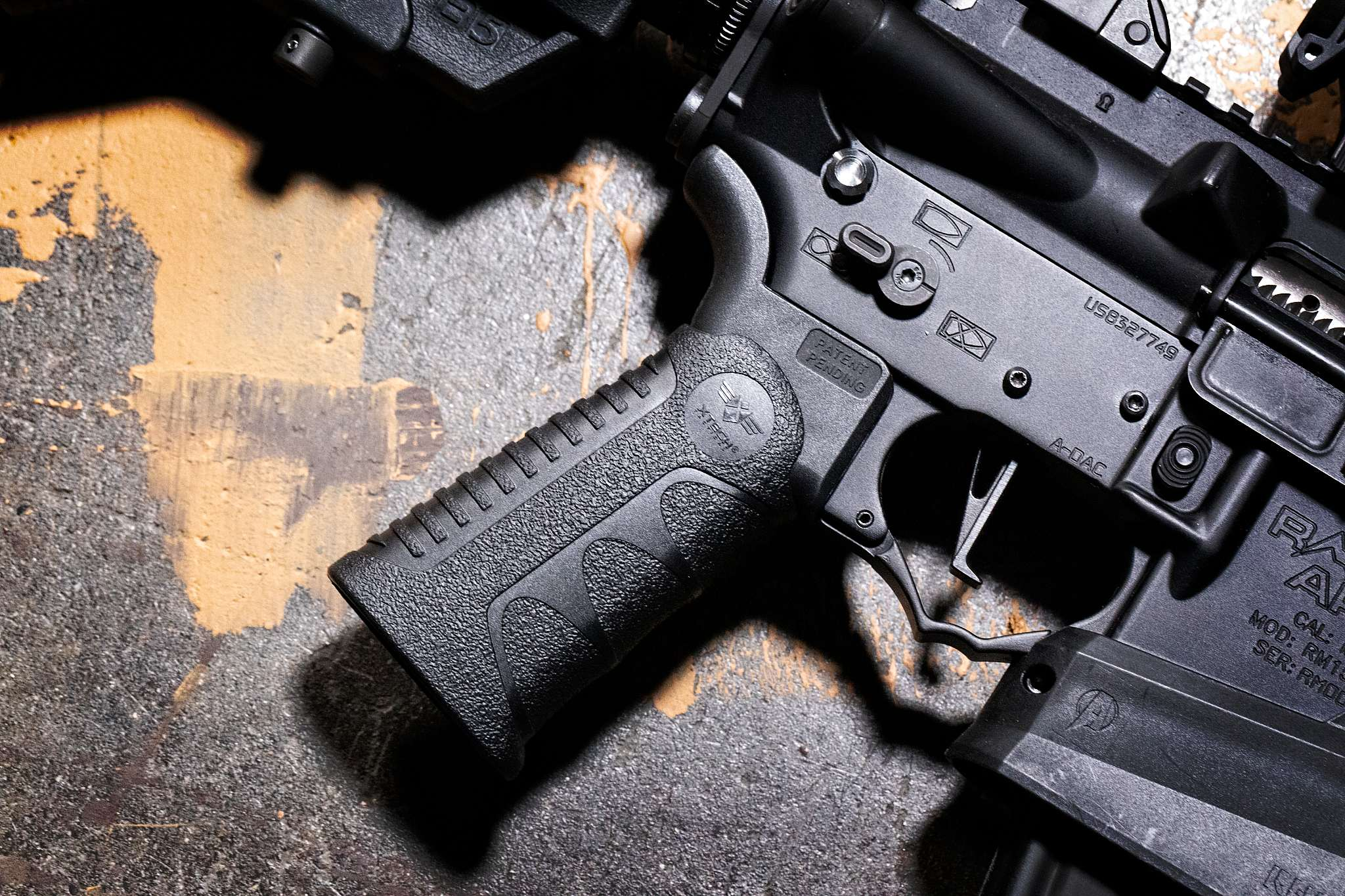 XTech Tactical Expands ATG Grip Line with Heavy Texture Grip