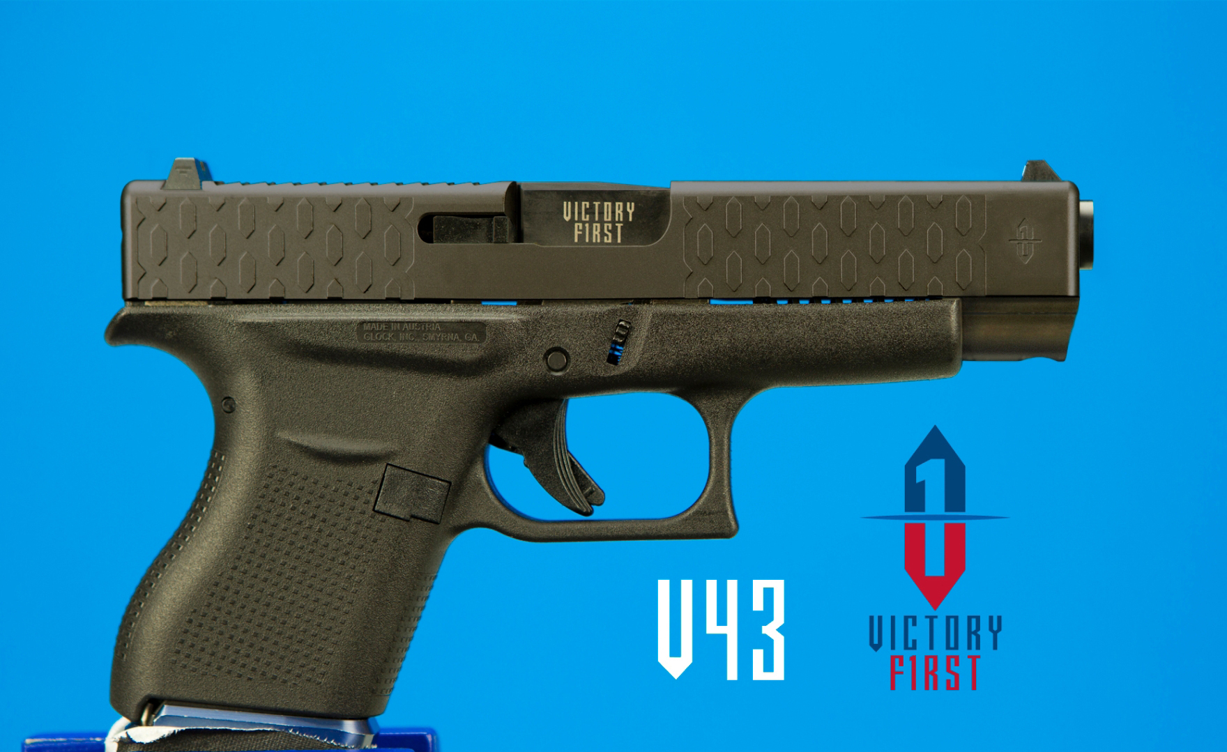 Victory First V43 Glock 43 Upgrade