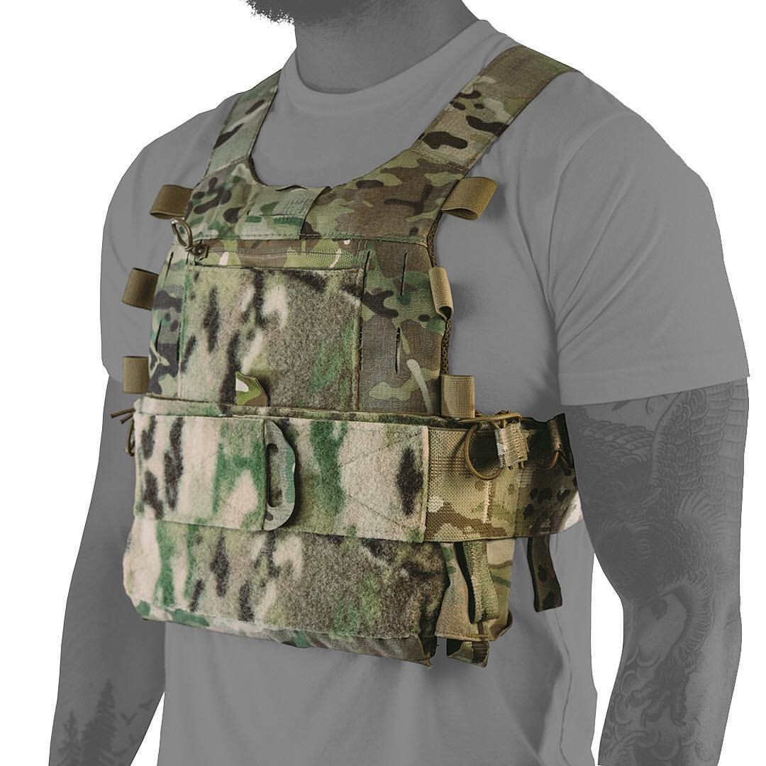 Plate Carrier - RE Factor Advanced Slickster (1)