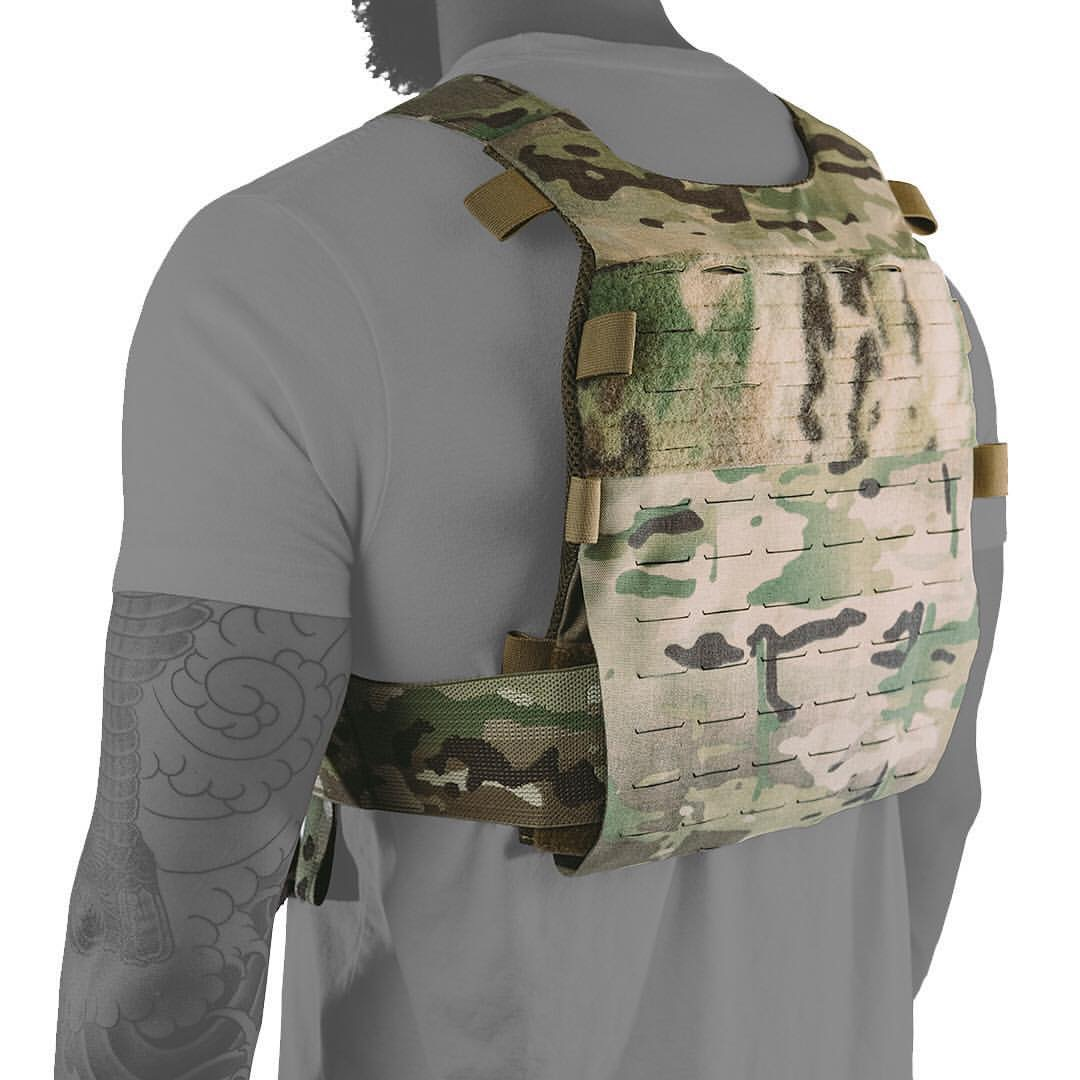 Plate Carrier - RE Factor Advanced Slickster (2)