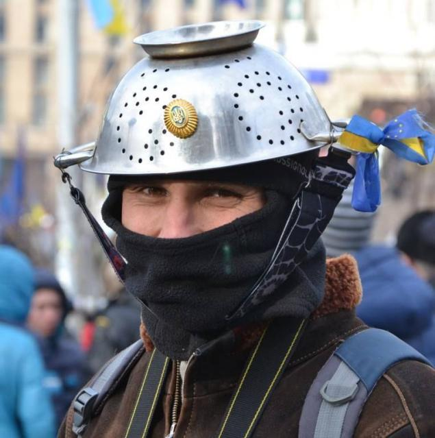 Tactical helmet homemade riot armor style