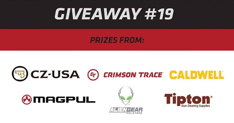 Crimson Trace Giveaway 19